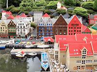 Legoland, Bergen, Norway, Asbjorn Lonvig