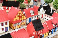 Legoland, Danish village, Asbjorn Lonvig