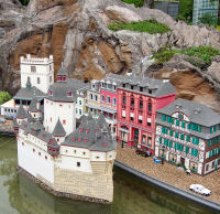 Legoland, The Rhein, Germany, Asbjorn Lonvig
