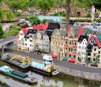 Legoland, Düsseldorf, Germany, Asbjorn Lonvig