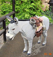 Legoland, mule, Asbjorn Lonvig