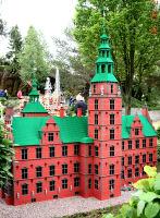 Legoland, Rosenborg Castle, Copenhagen, Asbjorn Lonvig