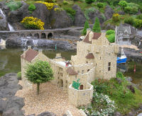 Legoland, Scottich Castle, Asbjorn Lonvig