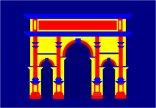 septimus severus, arch, forum romanum, rome, italy, asbjorn lonvig, lonvig