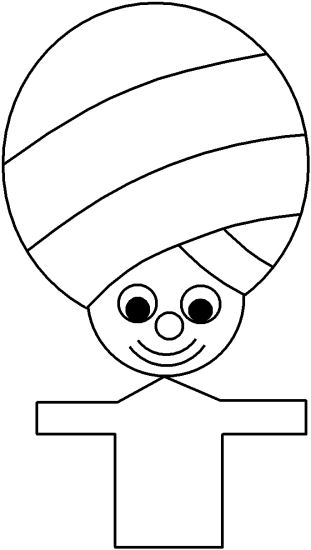 baby carriage coloring pages - photo #29