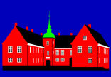 Tirsbæk slot, tirsbaek castle, denmark, vejle, asbjorn lonvig, lonvig
