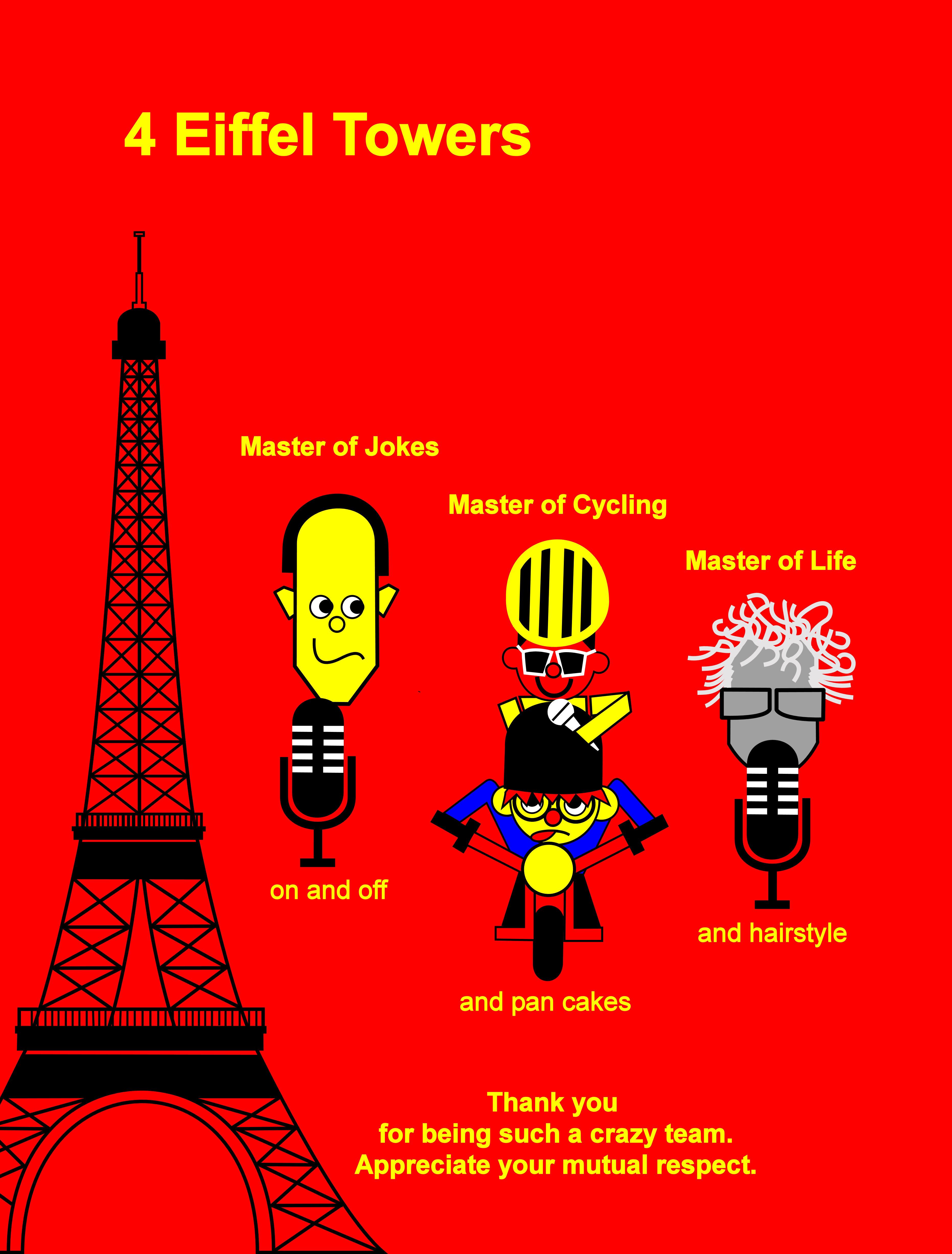 Dennis Ritter, Rolf                                                 Sørensen, Jørgen Leth                                                 Master of Life and                                                 hairstyle, Tour de                                                 France 2014, Tour de                                                 France